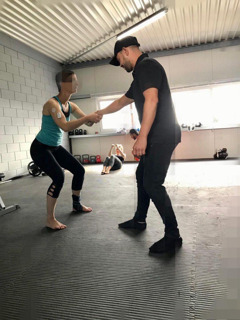 personal training in zwanenburg